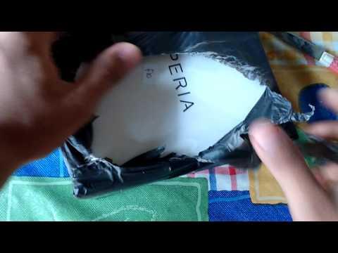 Unboxing Sony Xperia XA Ultra (INDONESIAN)
