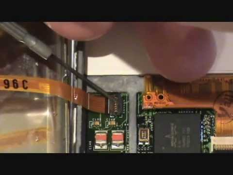 iPod Video 5th Gen LCD Screen Replacement Tutorial | GadgetMenders.com