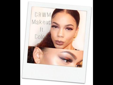 GRWM Makeup: ft. Colourpop Cosmetics