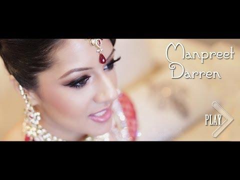 The BEST Sikh Wedding Video - Manpreet & Darren Vancouver Indian Wedding