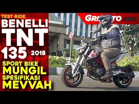 Benelli TNT 135 Exhaust