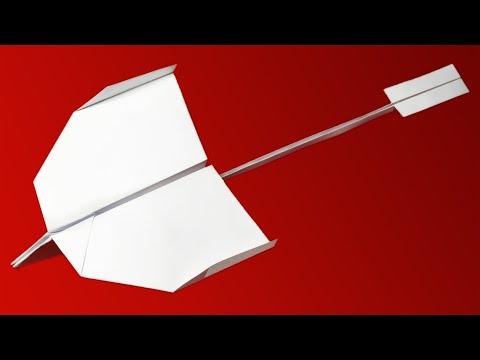 How to make a Paper airplane - Best origami paper planes - Paper airplanes that FLY FAR . Martin