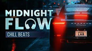 Midnight Flow Music — Night Bass — Chillstep Wave Playlist
