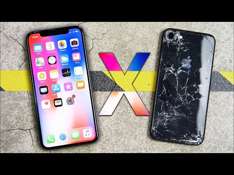 HOWTO UNLOCK AN IPHONE X WITHOUT FACE ID!