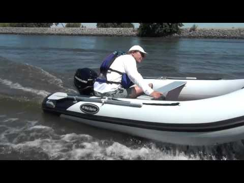Aluminum Hull Rigid Inflatable Boat Overview