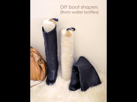 DIY: Boot Shaper
