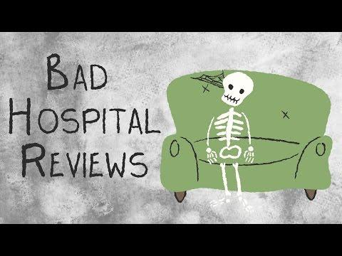 Bad Hospital Reviews