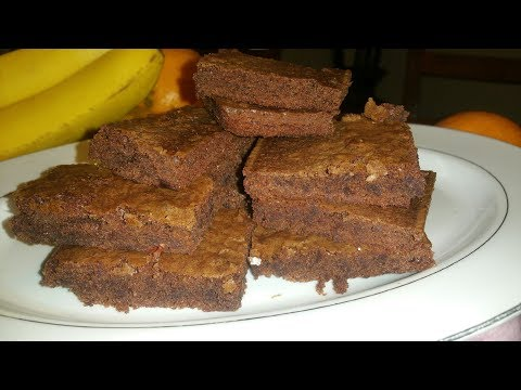 Memorial Day Weekend Dutch Cocoa Fudge Brownies Recipe - Cindys Kitchen