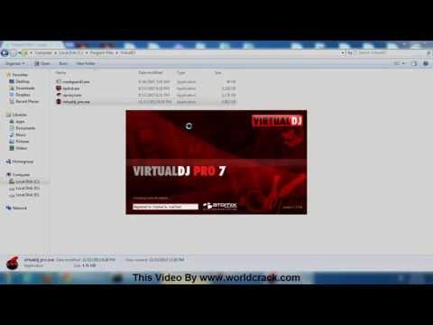 Numero de serie Virtual DJ Pro 7 | Virtual DJ Pro Gratuit [HD]