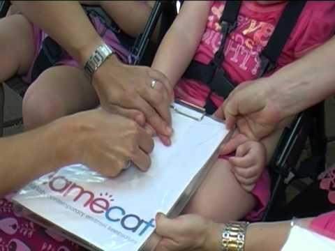 How to make a baby print using an inkless print kit