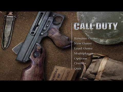 CALL OF DUTY 1 HIGHLY COMPRESSED 450 MB FREE