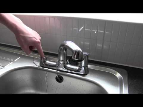 How to replace the washers in your taps