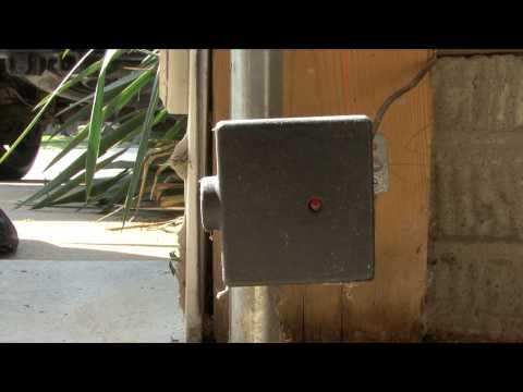 14 garage door won't open