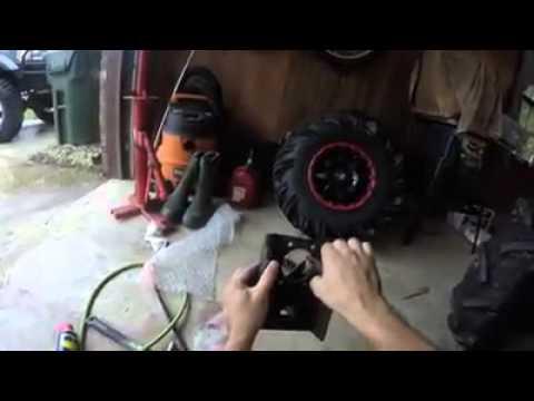Honda 300 portal lift 100% gear reduction 100% bolt on