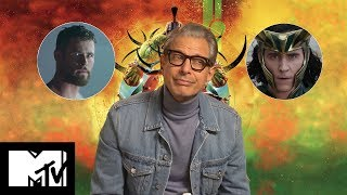 Thor: Ragnarok Cast Play WOULD YOU RATHER? | MTV Movies