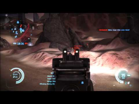 Eve Dust 514 Online Gameplay 2 - Team Win - PS3 HD 720p