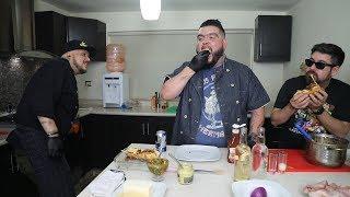 Cocinando con el Muerto Ep7.- Mole Chida - Hochos Monchosos.