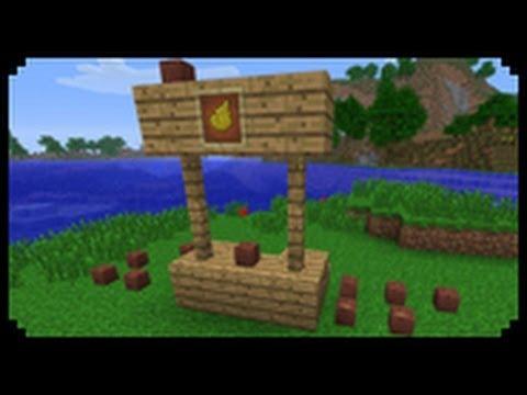 ✔ Minecraft: How to make a lemonade stand