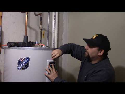 Water Heater Not Working