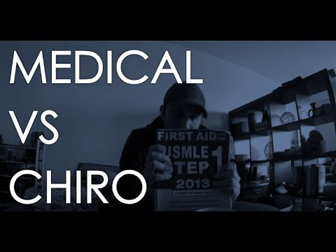 My Double Degree (Chiropractic vs Medical School)   Med School VLOG #9
