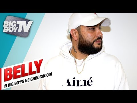 Belly on Creating 'What You Want', Coachella Security Guards, Weight loss & A Lot More!