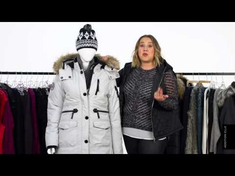 How to pick the right winter coat from Addition Elle
