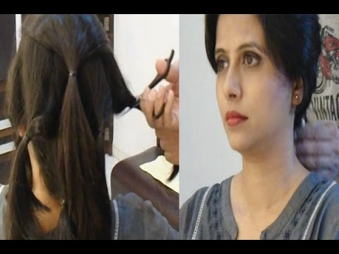 HAIRCUT STORIES EP#2 RECALL (Makeover Haircut Part1 Short)