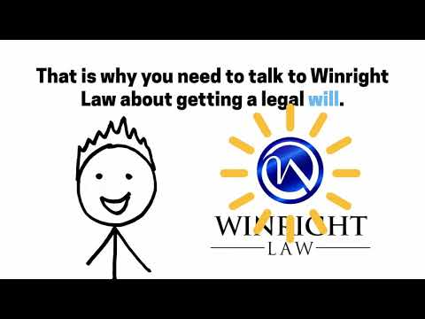 Why Get a Will from Winright Law Explainer Video