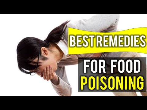 Best Remedies for Food Poisoning | how to treat food poisoning stomach cramps