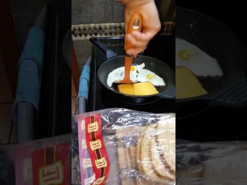 Fast Food, Breakfast Sandwich, Egg Sandwich, Grilled Cheese