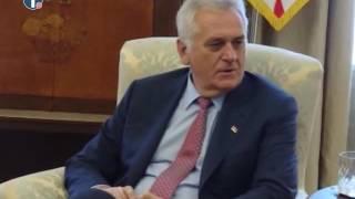 Sastanak državnog vrha sa predstavnicima Srba u BiH