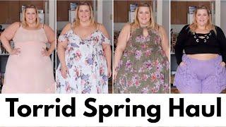 Torrid Plus Size Spring 2018 Haul