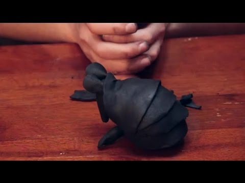 How Make a Clay Armadillo : Sculpting Crafts & More