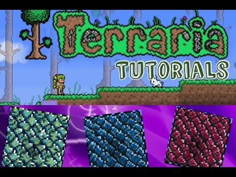 Terraria IOS/Android - Hardmode ores