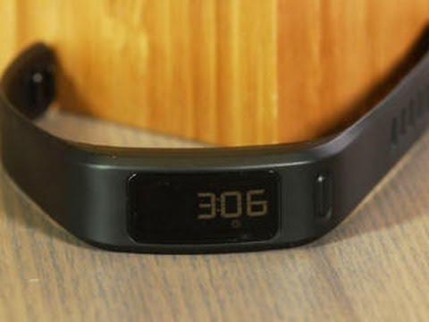 Garmin Vivofit a fitness tracker with super-long battery life
