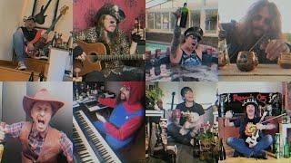 Mägo de Oz - Tequila tanto por vivir, en casa… (Video Oficial)