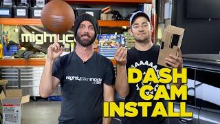 How to Install a Dash Cam