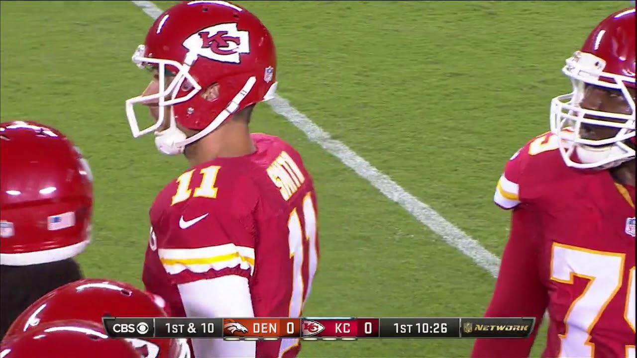 2015 Week 2 - Broncos @ Chiefs