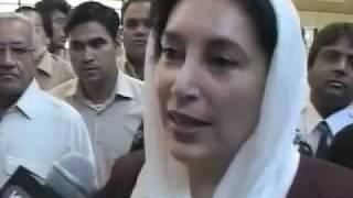 Benazir Bhutto - Mark Siegel