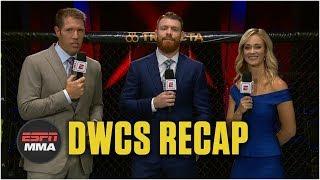 Dana White's Contender Series Week 1 Recap | ESPN MMA