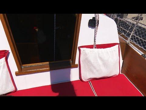 How to Make Sailboat Sheet Bags
