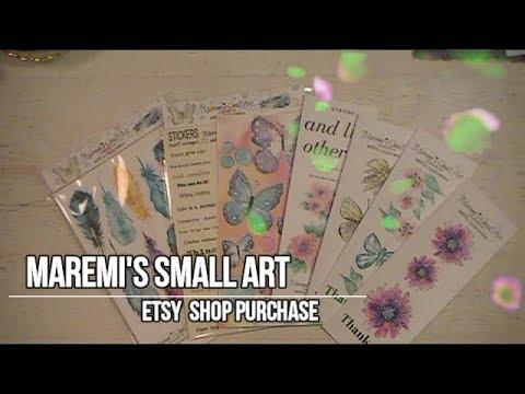 Maremi's Small Art | Etsy Purchase