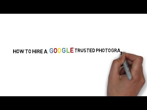 How to Hire a Google Trusted Photographer?