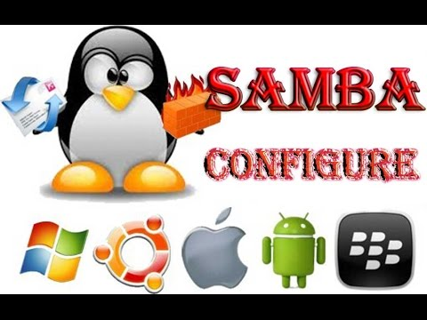 Install and configure SAMBA server in CentOS 6.7