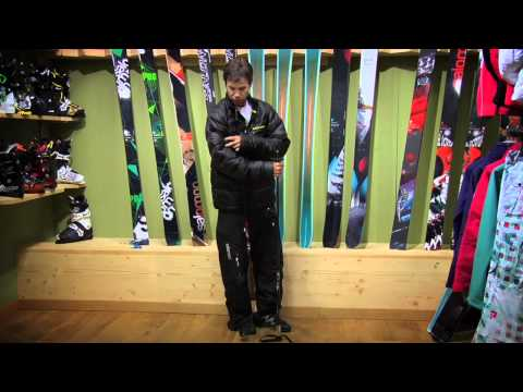 Salomon - How to choose the right size of ski poles