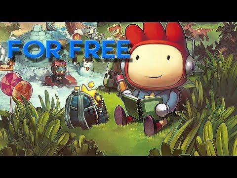 HOW TO DOWNLOAD SCRIBBLENAUTS UNLIMITED FOR FREE (PC) (2017) [REMASTERED]