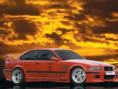 Rieger BMW 3-series Coupe (E36)