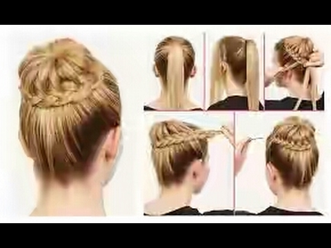 How To Make Juda Hair style At Home Video