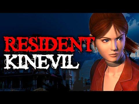 Resident Evil Code: Veronica Part 1 - Resident Kinevil