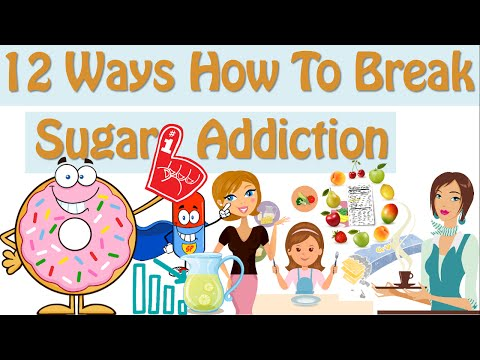 How To Curb Sugar Cravings, 12 Ways How To Break Sugar Addiction